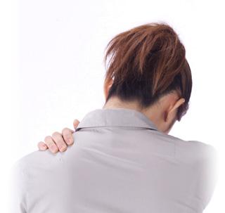 肩の痛み 肩のコリ
