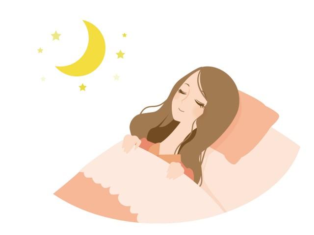 正しい寝方